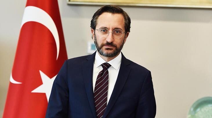 İletişim Başkanı Fahrettin Altun'dan Yunanistan'a sert tepki