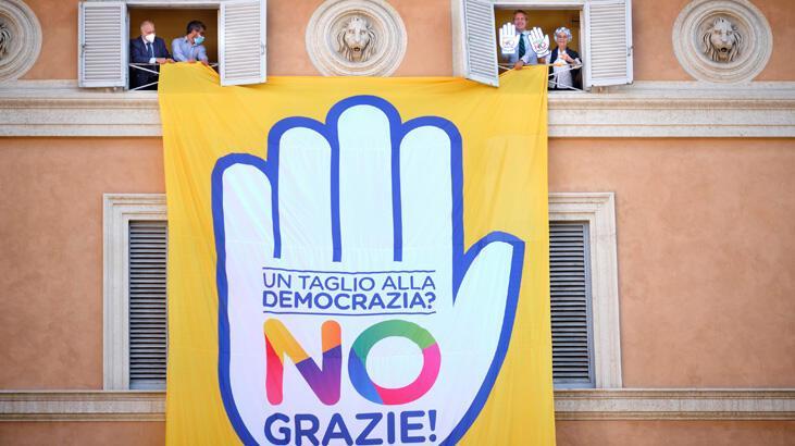 Korona günlerinde tarihi referandum! İtalya yarın sandığa gidiyor