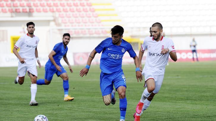 Tuzlaspor - Balıkesirspor: 1-0
