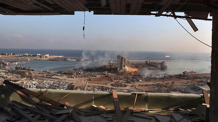 Beyrut'ta dokuz kişi hala kayıp