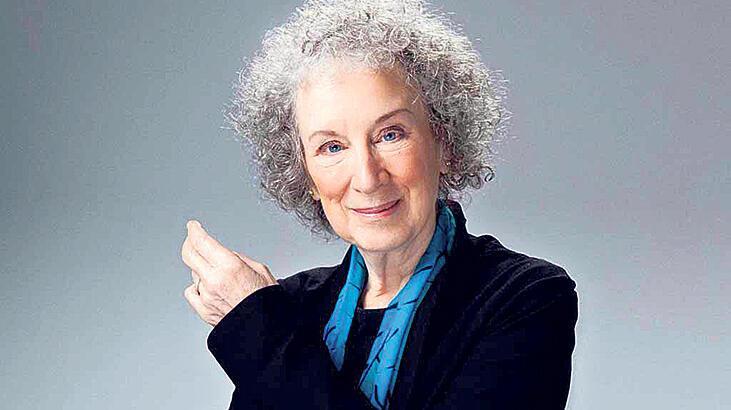 Margaret Atwood'a yaşam boyu  başarı ödülü