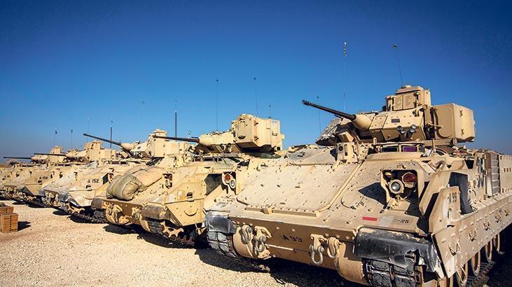 ABD'den Suriye'ye asker takviyesi