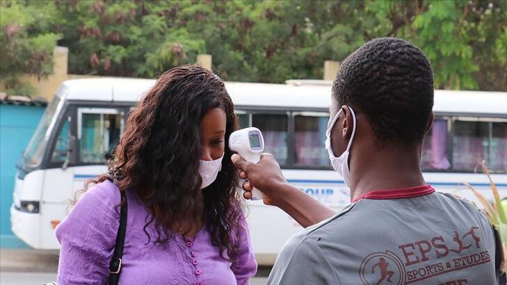 Afrika'da koronavirüs vaka sayısı 1 milyon 400 bini geçti