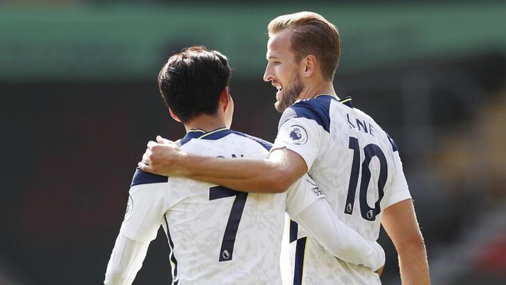 Southampton - Tottenham: 2-5