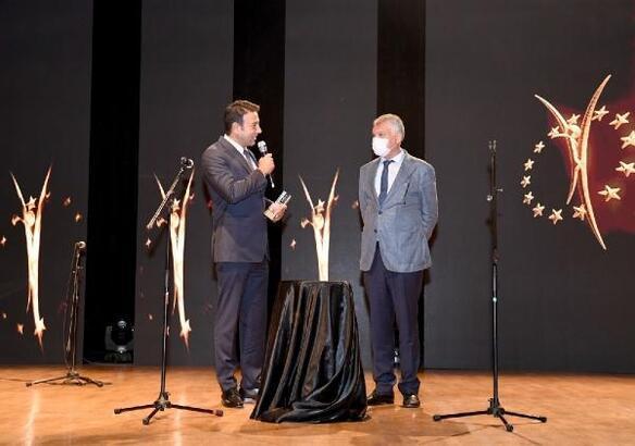 Adana Altın Koza Film Festivali ödül töreni Beşiktaş'ta yapıldı