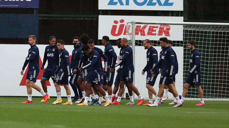 Fenerbahçe, Atakaş Hatayspor maçına hazır