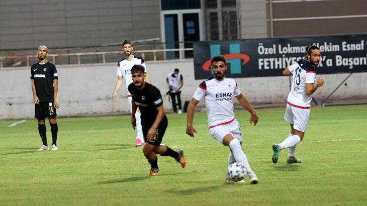 Misli.com 3. Lig'de ilk hafta sonuçları