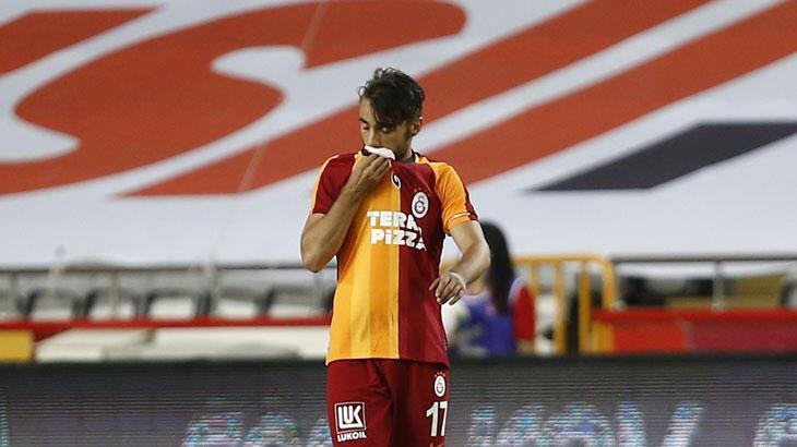 Son dakika haberleri - Yunus Akgün Adana Demirspor'a kiralandı