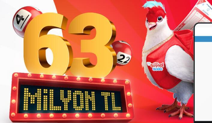 Çılgın Sayısal Loto sonuçları için geri sayım! 21 Eylül Çılgın Sayısal Loto'da büyük ikramiye 63 milyon TL
