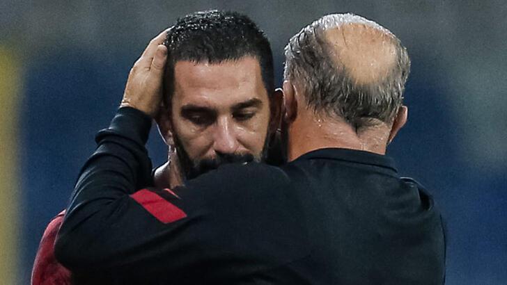 Galatasaray'ın saha içi lideri Arda