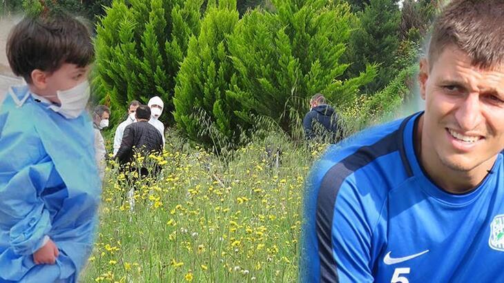 Futbolcu Cevher Toktaş oğlunu öldürmüştü! Adli tıptan rapor geldi