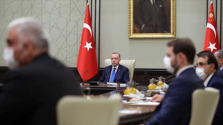Son dakika... Kritik toplantı başladı! Cumhurbaşkanı Erdoğan açıklama yapacak