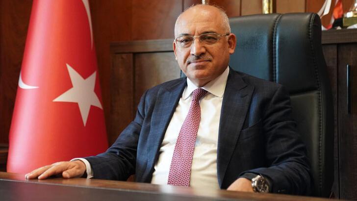 Mehmet Büyükekşi: Görevimin başındayım