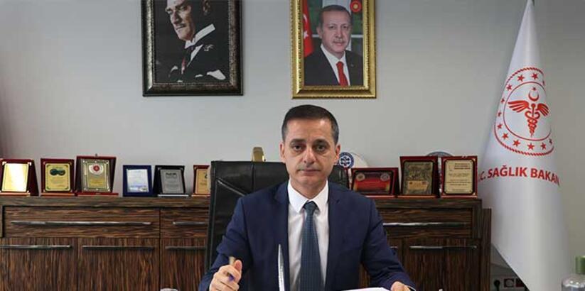 Diyarbakır İl Sağlık Müdürü koronavirüse yakalandı