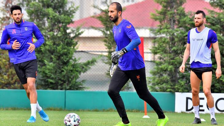 Medipol Başakşehir, Fatih Karagümrük maçı hazırlıklarına başladı