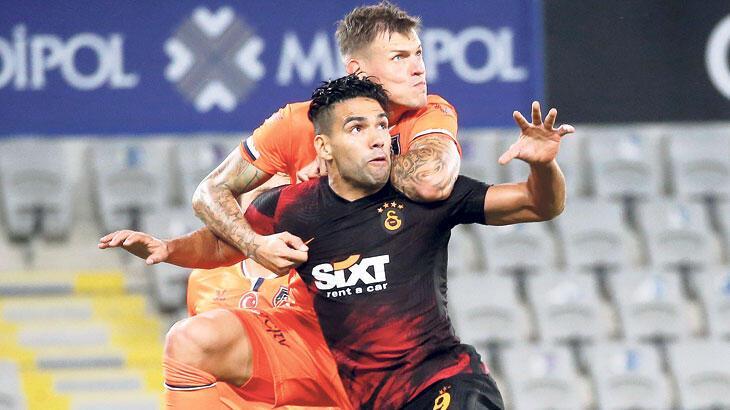 Galatasaray'da yepyeni bir Falcao