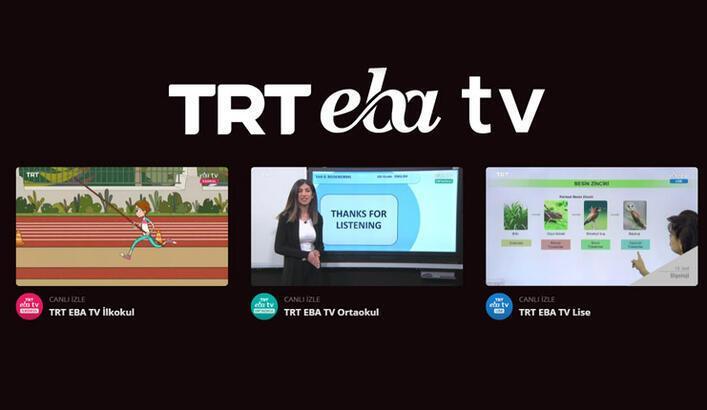 EBA TV CANLI ders izleme ekranı  - 22 Eylül İlkokul, ortaokul, lise ders programı