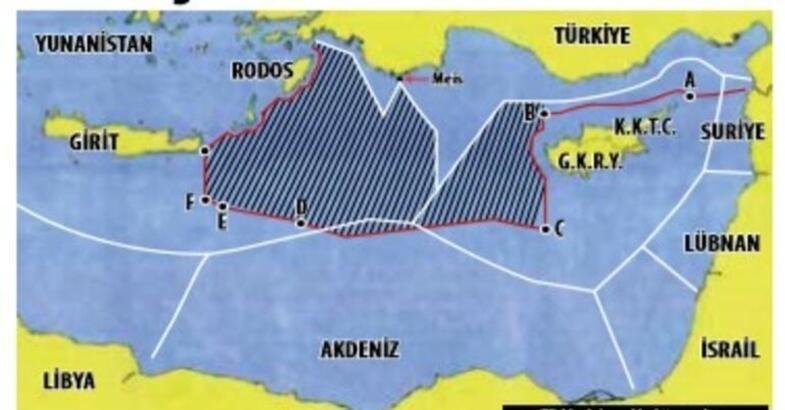 Sevilla haritası nedir, ne anlama gelmektedir? Türkiye ve Yunanistan arasında gerilime neden olan Sevilla Haritası hakkında merak edilenler...