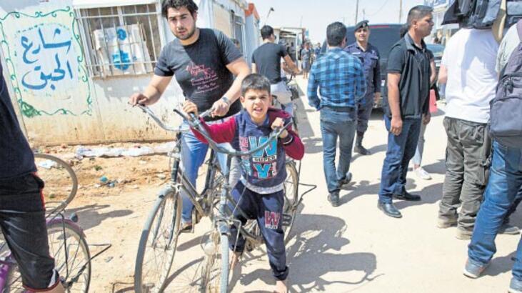 Lübnan'dan Suriyeli mültecilerin dönüşü için uluslararası destek talebi