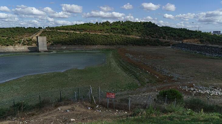 İstanbul için korkutan açıklama! Barajlar son 5 yılın en düşük seviyesinde
