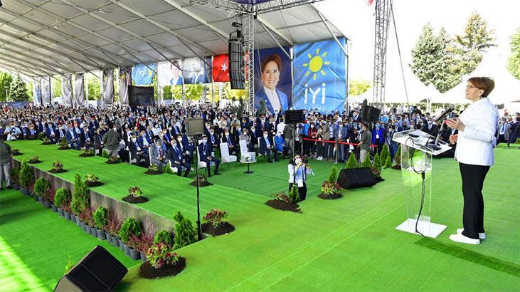 İYİ Parti'de liste tepkisi
