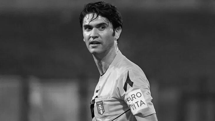 İtalya'da Serie B hakemi De Santis öldürüldü
