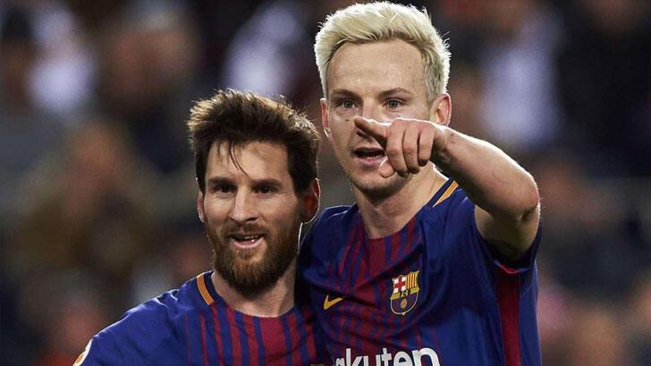"""Ivan Rakitic: """"Messi ve Suarez'le yakın arkadaş olmadım!"""""""