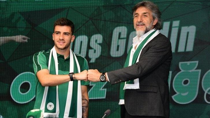 Transfer Haberleri | Konyaspor, Oğuz Kağan ve Erten Ersu'yu açıkladı!