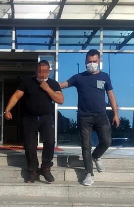 Keşan'da çok sayıda hırsızlık suçundan aranan şüpheli tutuklandı
