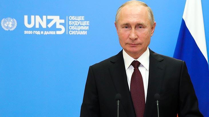 Putin'den BM çalışanlarına ücretsiz aşı önerisi