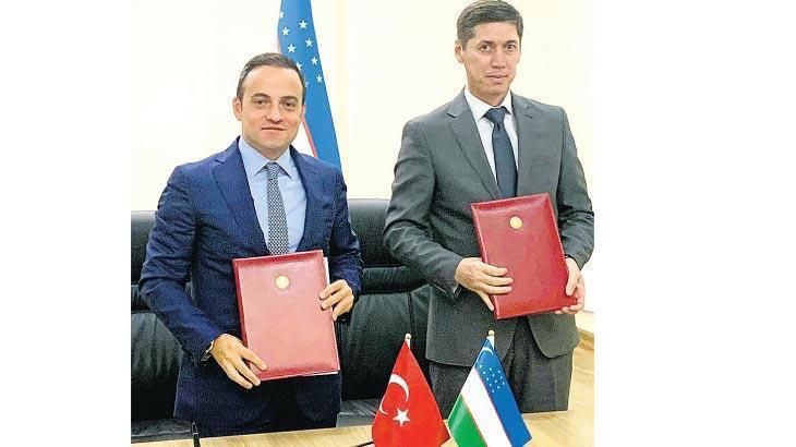 Cengiz'den Özbekistan'a elektrik yatırımı geldi