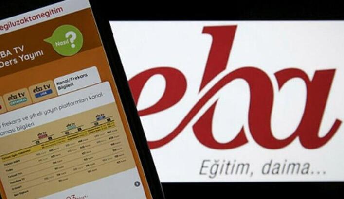 EBA ders programı ilkokul, ortaokul, lise - 23 Eylül EBA TV canlı izleme ekranı