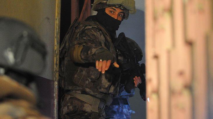 Bursa'da DEAŞ operasyonu: 7 gözaltı