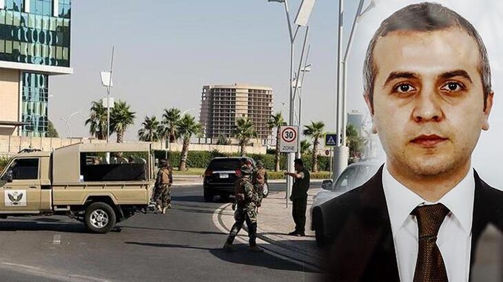 Erbil'de Türk diplomatı şehit edenlere idam cezası!