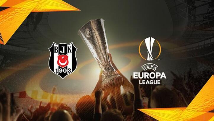 Beşiktaş Rio Ave maçı ne zaman saat kaçta oynanacak? UEFA Avrupa Ligi BJK maçı hangi kanalda yayınlanacak? İlk 11'ler...