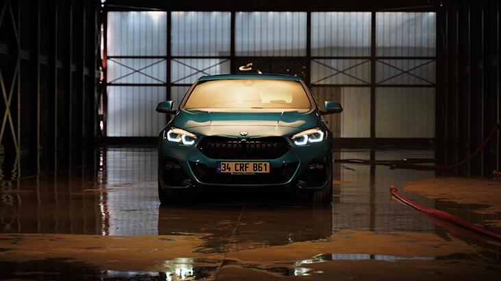 Yeni BMW 2 Serisi Gran Coupé'nin direksiyonuna geçti!