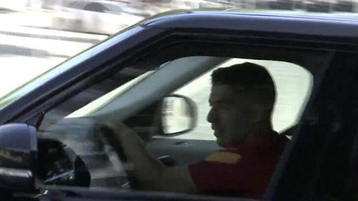 Son dakika   Suarez, Barcelona'ya gözyaşlarıyla veda etti