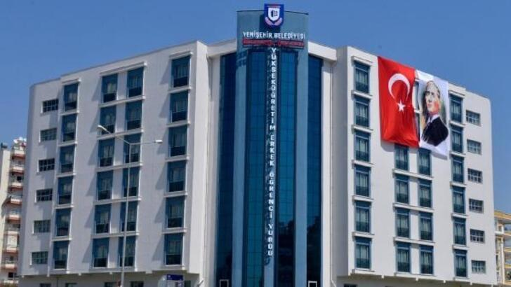 Yenişehir'de sağlıkçılara konaklama desteği