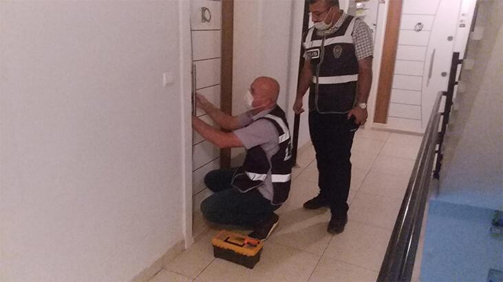 Polis kapı kapı dolaştı! Şok fuhuş baskını