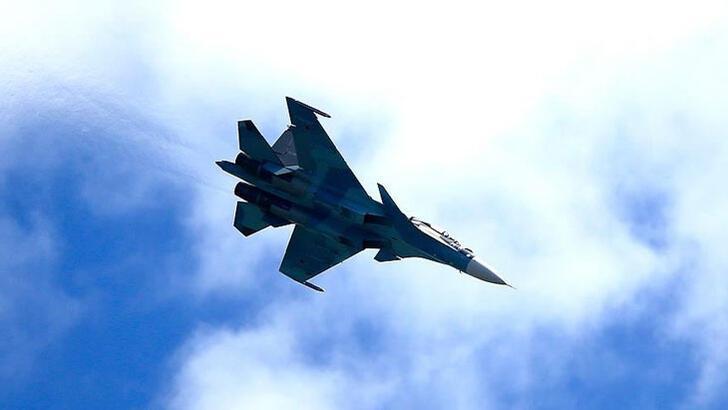 Rusya'da düşen savaş uçağıyla ilgili yeni gelişme