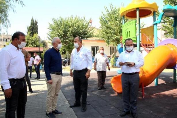 Başkan Gültak, Üçocak sakinleri ve esnafını ziyaret etti