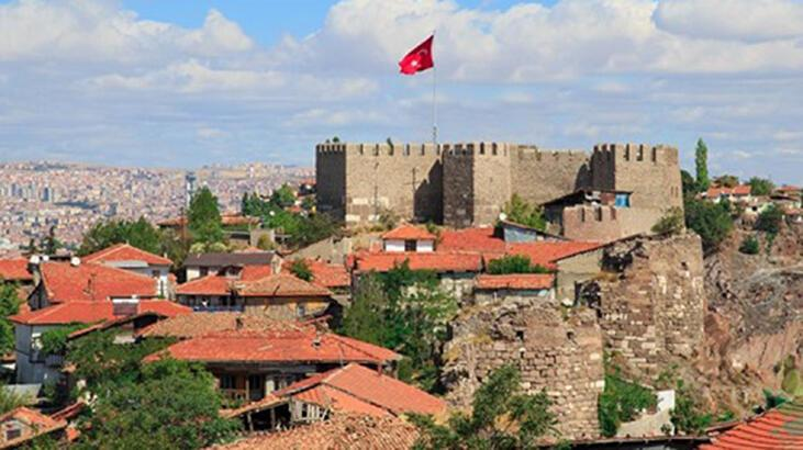 Ankara Kalesi Ankara İlinde Nerede? Tarihi Kalenin Özellikleri Ve Hikayesi