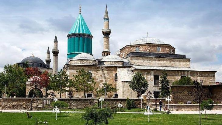 Mevlana Müzesi Konya'nın Neresindedir, Nasıl Gidilir? 2020 Giriş Ücreti Ve Ziyaret Saatleri