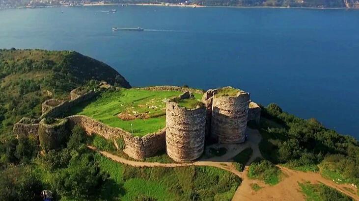 Yoros Kalesi İstanbul'un Neresinde? Tarihi Kalenin Özellikleri Ve Hikayesi