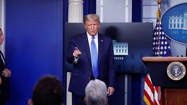 Trump'tan flaş corona çağrısı! 'Mümkün olduğunca erken bir şekilde...'