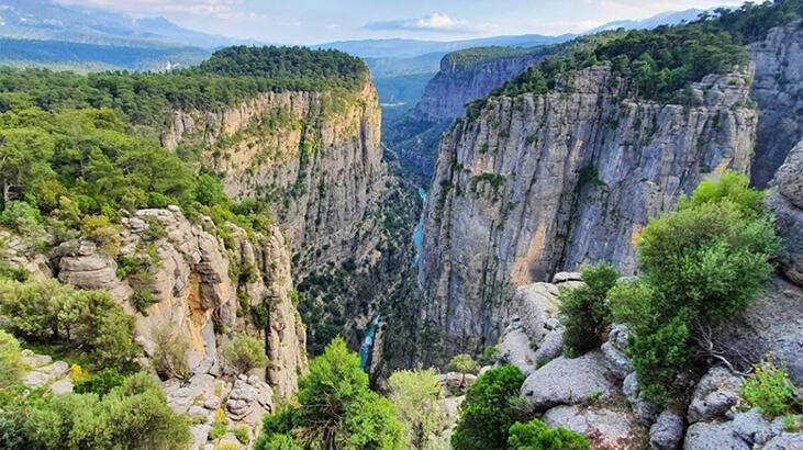 Tazı Kanyonu Antalya İlinde Nerede? Nasıl Gidilir, Giriş Ücretli Midir?