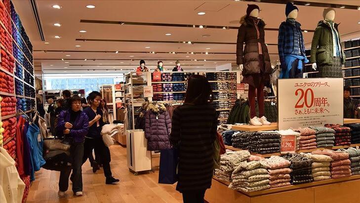 Japonya'nın mağaza satışları düşüyor