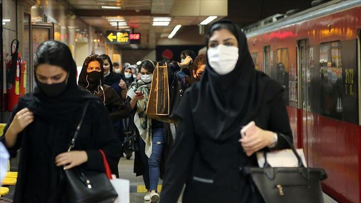 İran'da vakalar eylülde en üst seviyeye çıktı