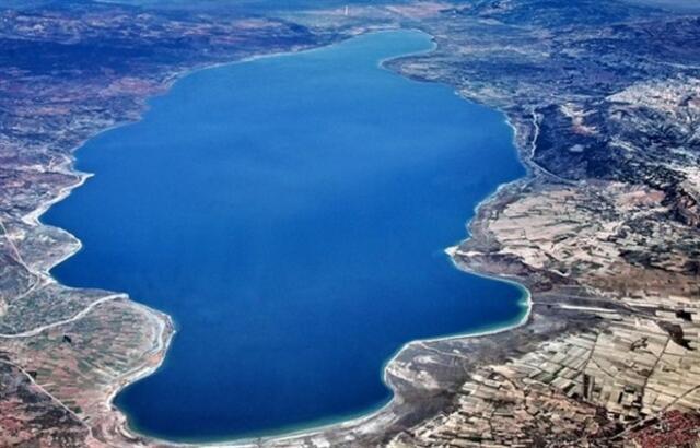 Burdur Gölü Burdur'un Neresinde? Gölün Özellikleri, Oluşumu Ve Tarihçesi