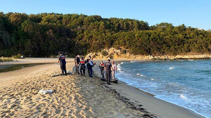 Tekirdağ sahilinde erkek cesedi bulundu